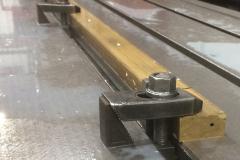 Brass-Rail-Machining