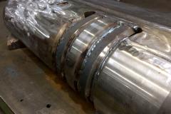 Stabiliser-Fabrication